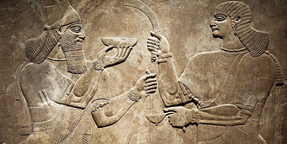 Schon im alten Mesopotamien gab es Seuchen – aber wie gingen die Menschen damals damit um? © Andrea Izzoti/ iStock