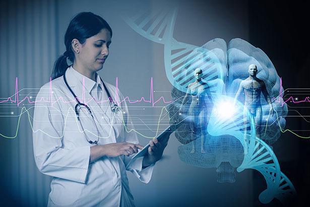 In der Medizin fallen heute Unmgen an Daten an – der Engpass sind die Aufbereitung, Analyse und Anwendung.