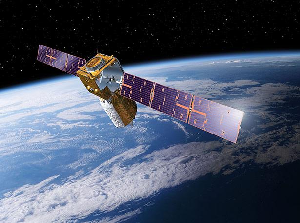 Der ADM-Aeolus-Satellit der ESA soll das Wind-Lidar bald im Orbit nutzen.