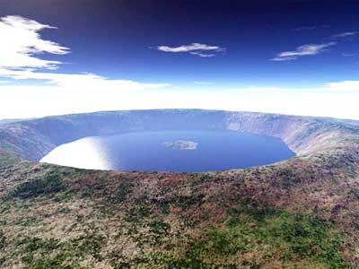 Rochechouart-Krater