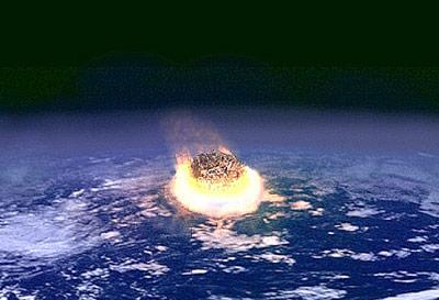 Meteoriten-Einschlag- schuld am Klimawechsel vor 12.900 Jahren?