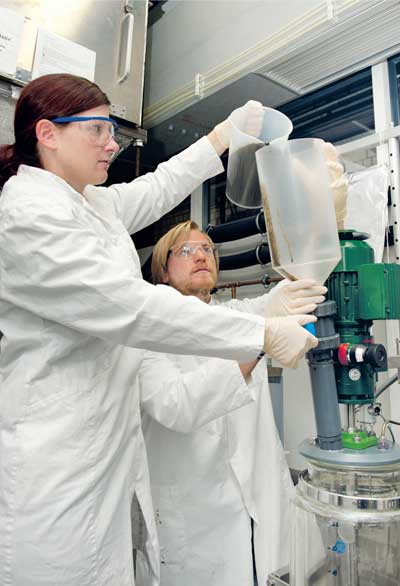 Biogasproduktion aus Algen