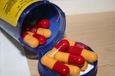 Zu häufiger und falsch dosierter Einsatz von Antibiotika fördern die Resistenzbildung