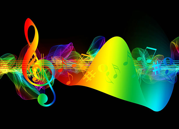 Woran erkennt unser Gehirn, dass ein Schall kein bloßes Geräusch, sondern Musik ist?