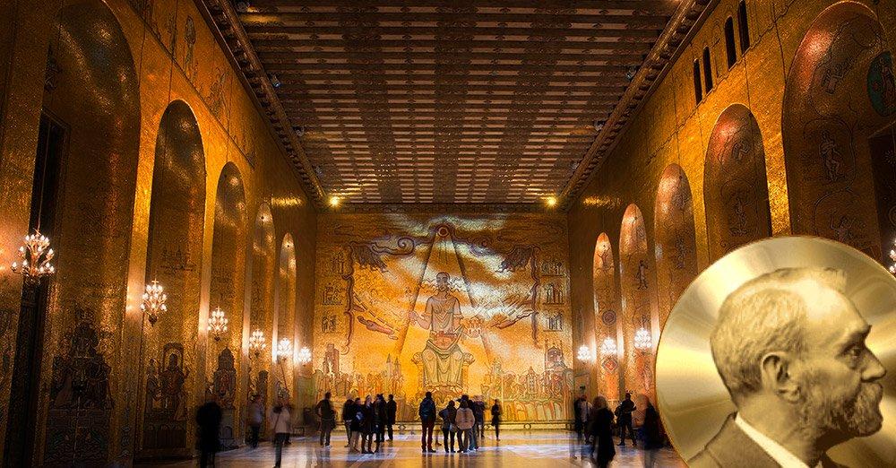 Längst nicht alle Größen der Wissenschaft haben es bis in die ruhmreichen Hallen der Nobelpreisverleihung geschafft - warum eigentlich?  © iStock/ gemeinfrei