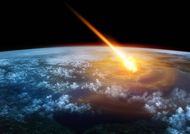Treffer vor knapp 15 Millionen Jahren: der Einschlag des Ries-Asteroiden.
