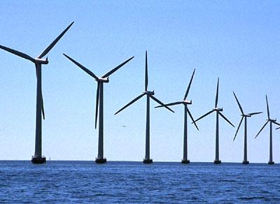 Offshore Windpark Middelgrunden