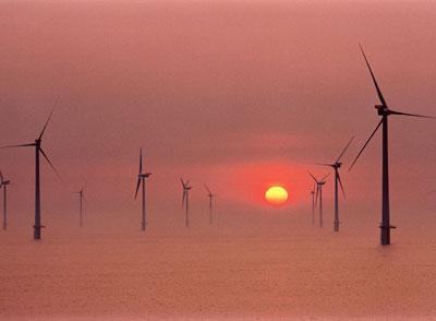 Offshore Windpark Horns Rev