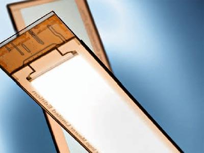 OLED Lighting: die Osram-Lichtkacheln direkt aus dem Labor.