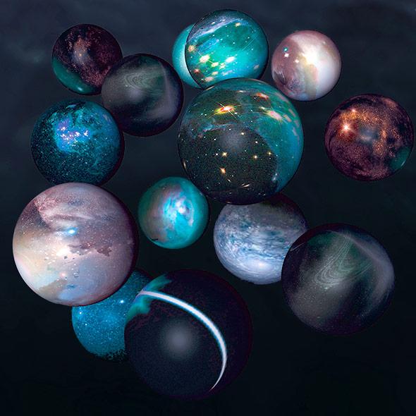 Gibt es neben unserem Universum noch weitere?