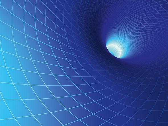 Das Innere eines Schwarzen Lochs als Keimzelle für ein neues Universum?
