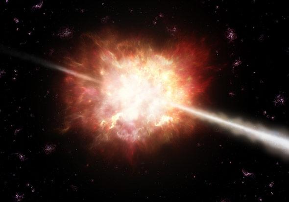 Materie aus Licht - theoretisch schon lange vorhergesagt
