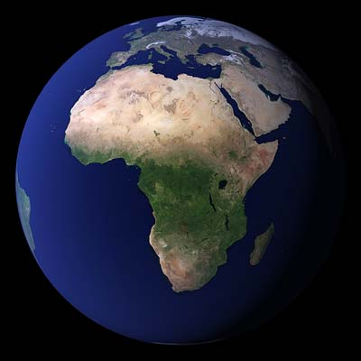 Planet Erde - unser Lebensraum