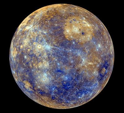 Der Merkur hat neben den Kratern auch Verwerfungen und Risse, deren Ursprung bis heute rätselhaft war