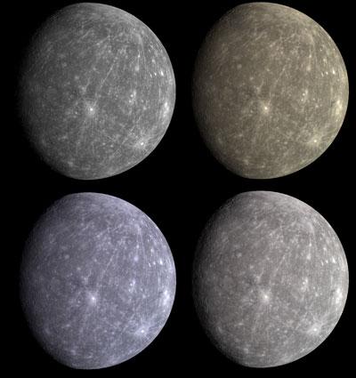 Welche Farbe Hat Merkur