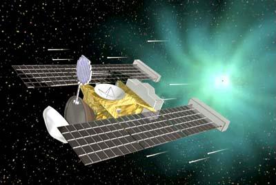 NASA-Raumsonde Stardust