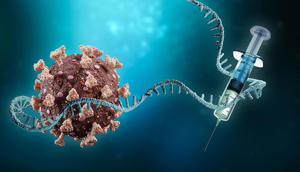 RNA-Wirkstoffe sind durch die Corona-Impfstoffe bekannt geworden. Aber die messenger-RNA lässt sich auch gegen andere Krankheiten einsetzen. © libre de droit/ Getty images