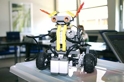 Roboterkurse bei Roberta®