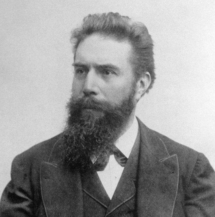 """Wilhelm Conrad Röntgen im Jahr 1900 <span class=""""img-copyright"""">© gemeinfrei</span>"""