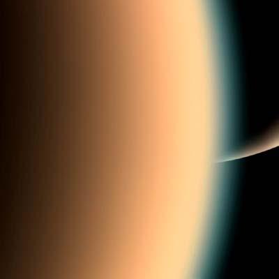 Die Titan-Atmosphäre