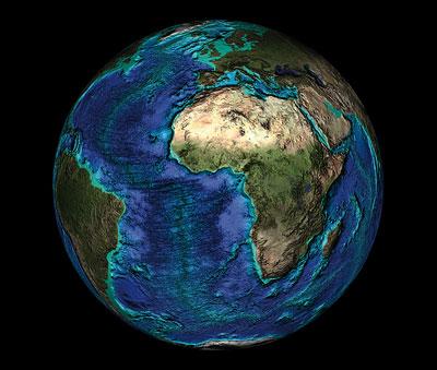 Blauer Planet: Unter der Wasseroberfläche existiert ein gewaltiger Lebensraum
