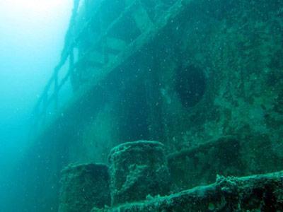 Schiffswrack - ist es älter als 100 Jahre, soll der Handel damit und mit allen daraus stammenden Objekten verboten sein.