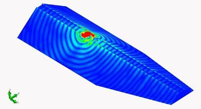 Simulationen helfen bei der Platzierung von GPS-Antennen