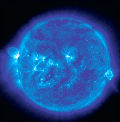 Die Sonne - ein dynamisches System