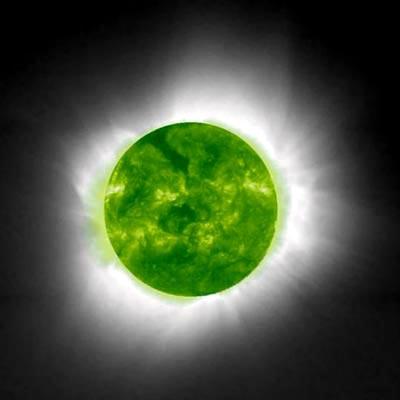Sonnenfinsternis über Australien 2002