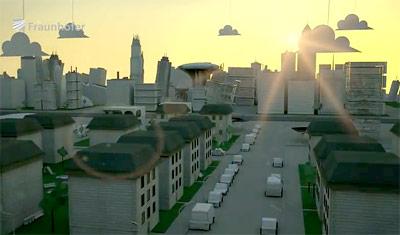 Wie sieht die Stadt der Zukunft aus?