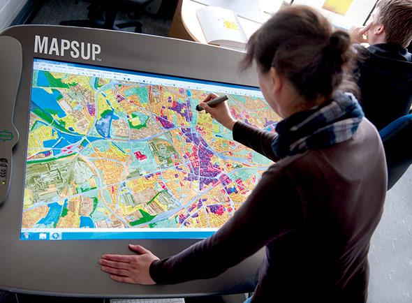 Am Anfang der Anpassung steht eine detaillierte Klimaanalyse der Stadt