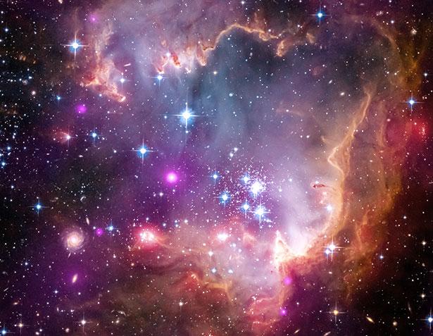 Ohne die Kernfusion im Inneren der Sterne gäbe es die meisten chemischen Elemente nicht.