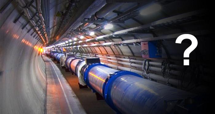 Trotz aller Suche haben Physiker bisher keine Spur von Supersymmetrie gefunden – auch nicht am LHC. © CERN