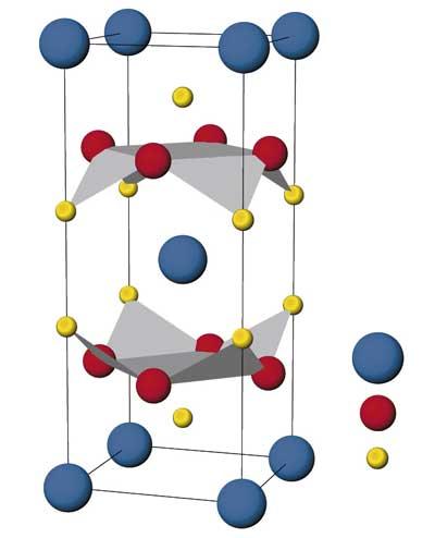Ein unkonventioneller Supraleiter