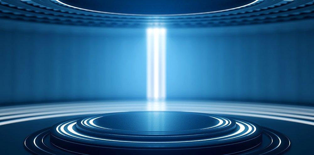 """Das Beamen ist bei """"Star Trek"""" alltäglich – aber wie realistisch ist diese Technologie? © Peshkova/ iStock"""