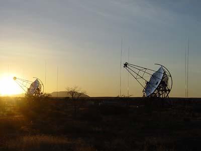 H.E.S.S. Teleskope