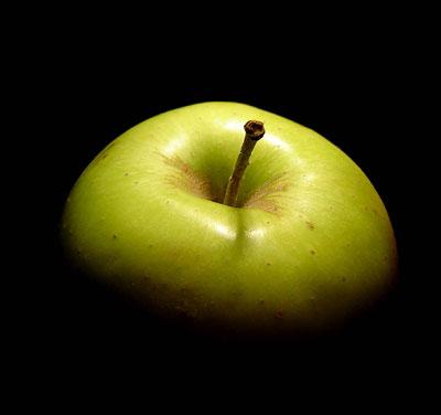 Warum ein Apfel?