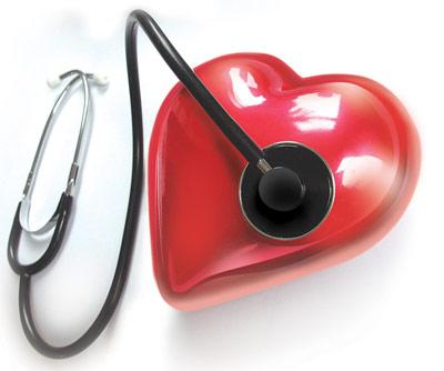 Herz-Kreislauf-Erkrankungen sind bei uns Todesursache Nummer 1