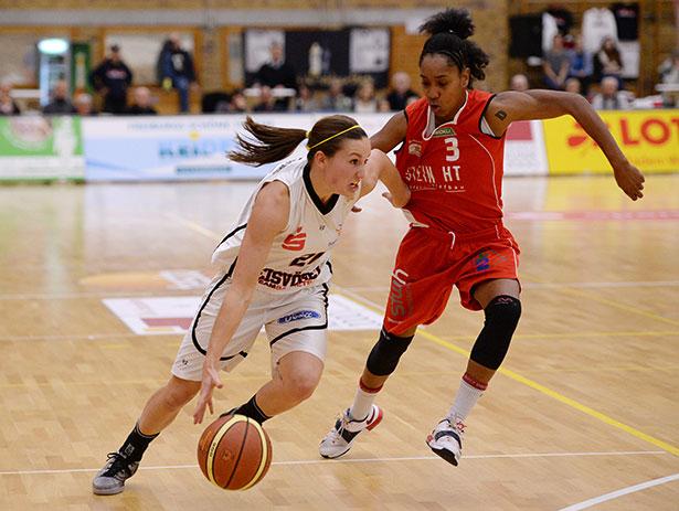 Weiß gegen Rot: Bei einem Experiment sahen die Probanden eine Diskussion zwischen zwei Sportteams mit weißen und schwarzen Basketballspielern.