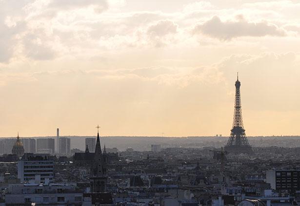 In den nächsten Tagen blicken die Augen der Welt auf Paris