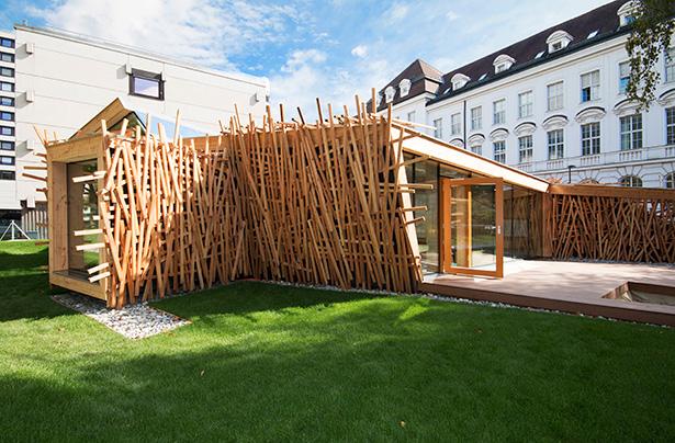 Innovatives Wohnkonzept für morgen: SpielRäume von columbosnext