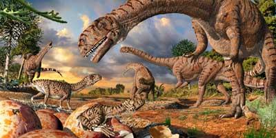 Wie Alt Wurden Dinosaurier