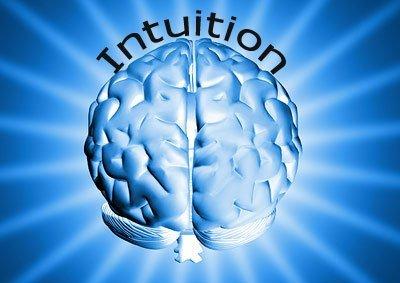 Männliche Intuition