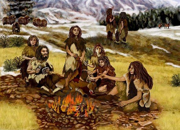 Ernährung In Der Steinzeit