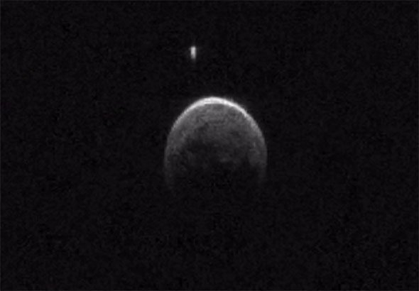 Asteroid 2044 Bl86 Passierte Am 26 Januar Die Erde Mit Einem