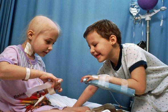 chemopatienten und babys