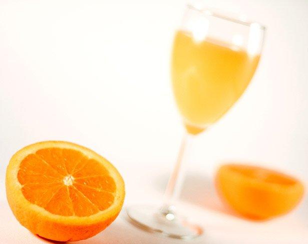 Orangensaft tatsächlich gesünder als ganze Frucht
