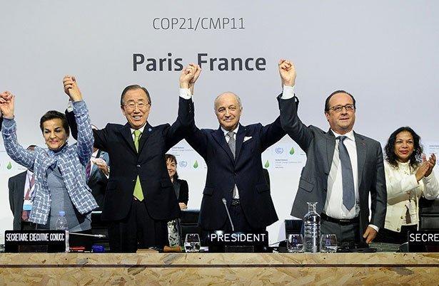Pariser abkommen