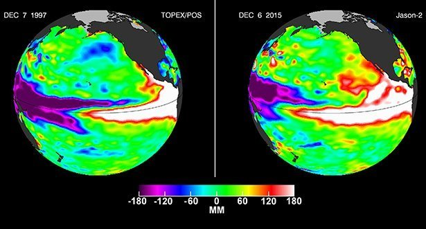 El Nino gibt Forschern Rätsel auf