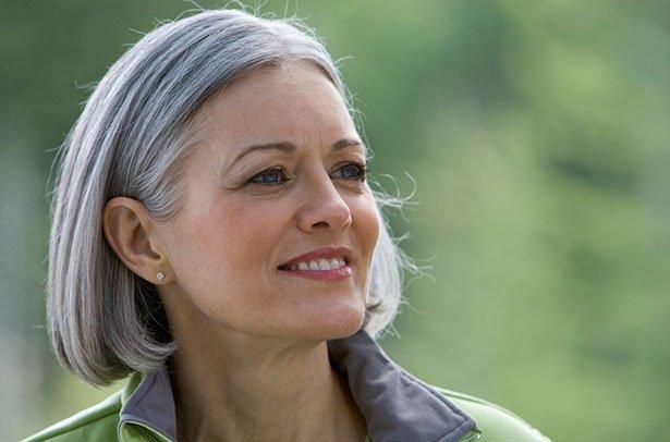 Erstes Gen für graue Haare gefunden - Genvariante sorgt